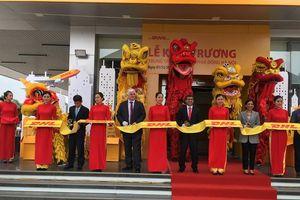 Khai trương Trung tâm khai thác lớn nhất tại Hà Nội