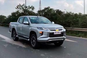 Mitsubishi Triton 2019 sẽ sớm ra mắt tại Việt Nam?