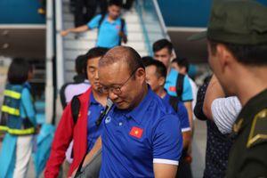 Chiều nay, tuyển Việt Nam sẽ cất cánh sang Kuala Lumpur