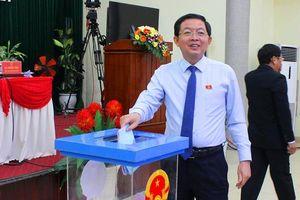 Bí thư và Chủ tịch tỉnh Bình Định có phiếu tín nhiệm thế nào?