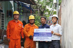 Đà Nẵng: Ngành Điện lực quận Thanh Khê thực hiện 'Tháng tri ân khách hàng'