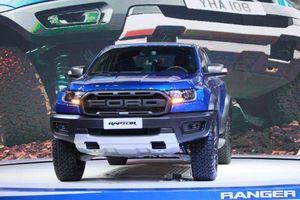 Thêm phiên bản Raptor, Ford Ranger bán ra kỷ lục