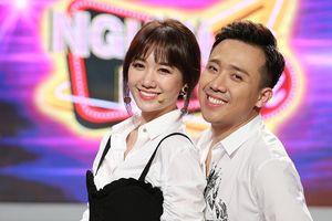 Trấn Thành chia sẻ câu chuyện về việc rất biết ơn Tiến Đạt vì đã tốt với Hari Won