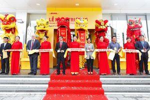 DHL Express khai trương Trung tâm khai thác phía Đông Hà Nội