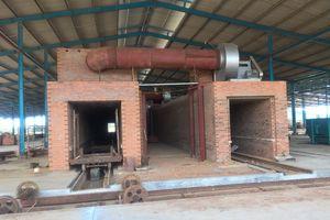 Đắk Lắk: Loay hoay chuyển đổi lò gạch công nghệ tuynel