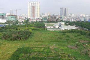 205 dự án lọt tầm ngắm thu hồi của Sở Tài nguyên và Môi trường Hà Nội