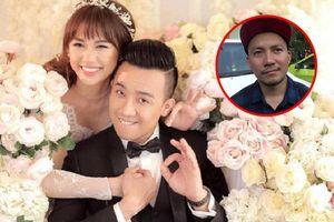 Trấn Thành lần đầu tiết lộ về mối quan hệ thật với Tiến Đạt sau khi cưới Hari Won