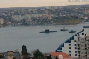 Nga điều 'Hố Đen' tới eo biển Kerch giữa tâm bão căng thẳng với Ukraine?