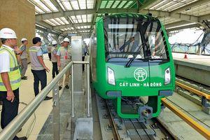 Chưa chạy chính thức, tuyến đường sắt Cát Linh – Hà Đông đã hao hụt nhân sự
