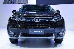 Honda CR-V 2018 tăng giá 10 triệu đồng trên cả 3 phiên bản