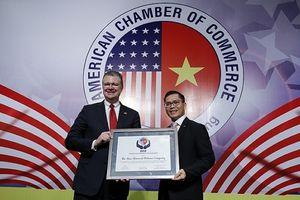 Dow Việt Nam nhận Giải thưởng đóng góp vì cộng đồng năm thứ tư liên tiếp