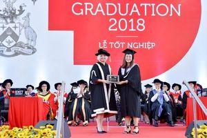 Hơn 1.000 cử nhân tốt nghiệp Trường Đại học RMIT Việt Nam