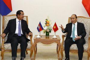 Quan hệ láng giềng hữu nghị và hợp tác truyền thống là tài sản quý giá của Việt Nam-Campuchia
