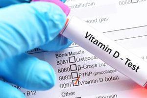 Thiếu vitamin D ở người già làm tăng nguy cơ mắc trầm cảm
