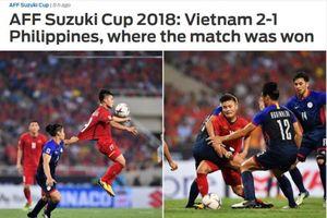 Truyền thông quốc tế tin Việt Nam sẽ vô địch AFF Cup 2018