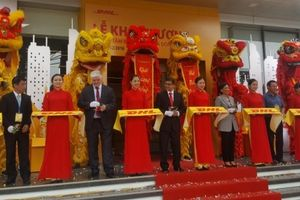 DHL khai trương Trung tâm khai thác lớn nhất Hà Nội