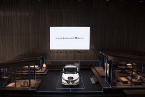 Nissan tham vọng biến xe điện EV thành thiết bị dự trữ năng lượng di động