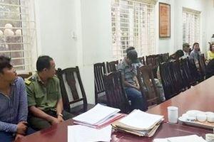 Ra quân 'quét cò vé', đảm bảo an ninh trật tự trận bán kết lượt về Việt Nam - Philippines