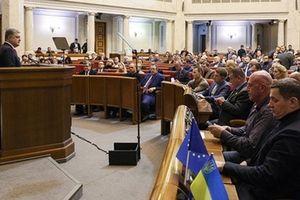Ukraine chấm dứt Hiệp ước Hữu nghị lịch sử với Nga