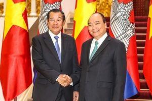 Việt Nam sẽ đẩy mạnh hợp tác kinh tế với Campuchia