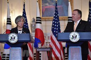 Mỹ, Hàn Quốc cam kết phối hợp chặt chẽ trong vấn đề Triều Tiên