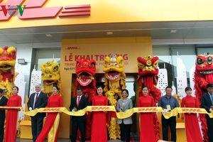 DHL Express khai trương Trung tâm khai thác lớn nhất tại Hà Nội