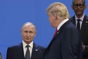 Nhìn lại những khoảnh khắc đáng nhớ khi Trump - Putin gặp nhau