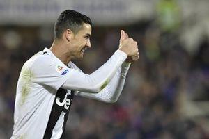 Đội hình siêu tấn công theo sở đồ 4-3-3 của Juventus trận gặp Inter