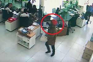 Hai thanh niên dùng vật giống súng cướp ngân hàng ở TP.HCM: Đại diện Ngân hàng Việt Á lên tiếng