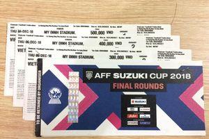 VFF tiếp tục bán vé online chung kết Việt Nam vs Malaysia, mỗi người có thể chỉ được mua 2 vé