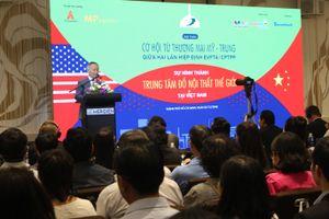 Nhiều cơ hội xuất khẩu gỗ cho các doanh nghiệp Việt Nam