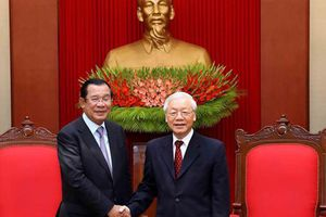 Tổng Bí thư, Chủ tịch nước Nguyễn Phú Trọng khẳng định đường lối đối ngoại và chính sách ba không của Việt Nam