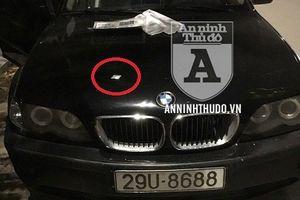 Cảnh sát 141 phát hiện ma túy đá trên chiếc BMW biển 'khủng' của 3 người đàn ông