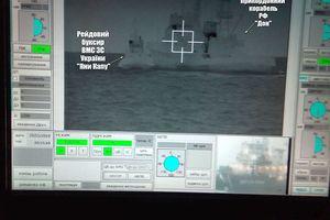 Trước sự cố eo biển Kerch, Ukraine từng đe dọa sẽ sử dụng vũ lực nếu tàu Nga tiếp cận