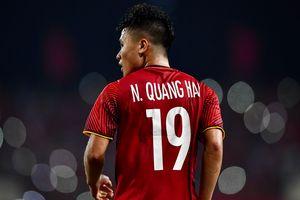 Quang Hải trở thành ứng viên Cầu thủ hay nhất châu Á 2018
