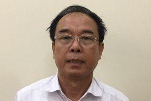 Cựu Phó chủ tịch TP.HCM Nguyễn Thành Tài bị bắt