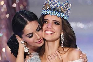 Người đẹp Mexico đăng quang Hoa hậu Thế giới, Tiểu Vy dừng ở Top 30