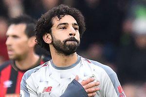 Bournemouth vs Liverpool (0-4): Salah ghi bàn ấn tượng, lập hat-trick