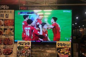 Đội tuyển Việt Nam lên cơn sốt lớn ở… Hàn Quốc