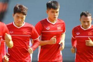 AFF Cup 2018: ĐT Việt Nam đón tin vui trong buổi tập đầu tại Malaysia
