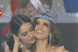 Hoa hậu Thế giới 2018 gọi tên người đẹp Mexico