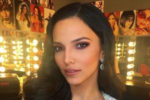 Nhan sắc 'bốc lửa' của tân Hoa hậu Siêu quốc gia