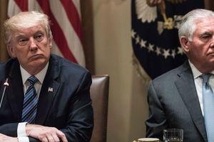 Tổng thống Trump chê cựu ngoại trưởng 'ngốc' và 'lười'