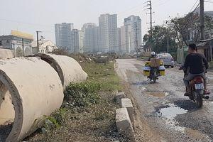 Bất cập giao thông tại cụm công nghiệp Lại Yên