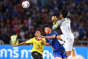 Thủ môn Malaysia muốn 'rửa hận' trận thua Việt Nam ở vòng bảng