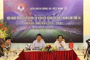 VFF tổ chức kín đại hội 8