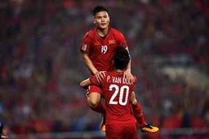 Quang Hải được đề cử giải Cầu thủ xuất sắc nhất châu Á