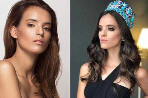 Từ quán quân Mexico's Next Top Model đến ngôi vị Hoa hậu thế giới 2018