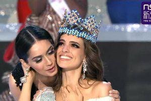 Miss World 2018: Người đẹp Mexico đăng quang hoa hậu, Tiểu Vy dừng chân ở Top 30
