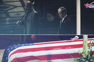 Thế giới 7 ngày: Nước Mỹ tiễn đưa cố Tổng thống Bush 'cha' về với đất mẹ